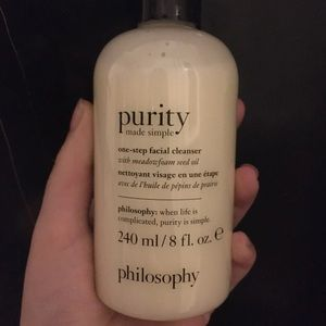 Philosophy Facial Cleanser